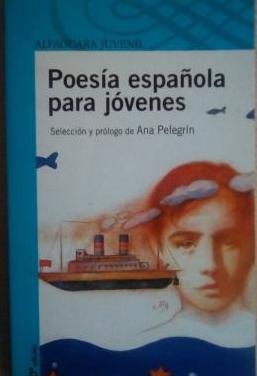 Poesía española para jóvenes