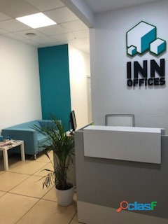 Todo lo que busca para su empresa está en inn offices, ¡visítenos!
