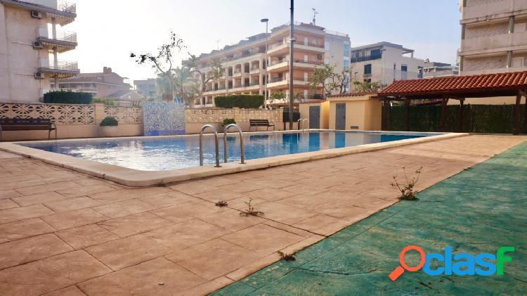 Apartamento EN ALQUILER en Canet Playa - 2 habitaciones, garaje, trastero y piscina comunitaria 3