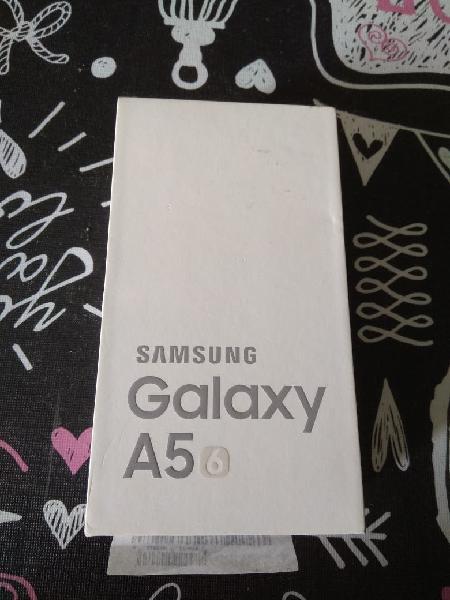 Caja vacia samsung galaxy a5 16 gb black