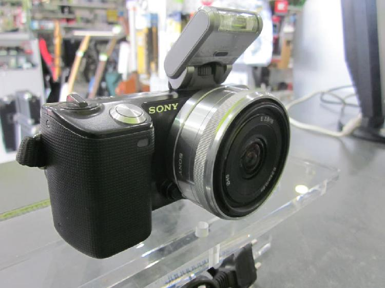 Camara fotos digital sony nex 5