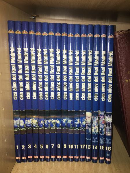 Colección cien años del real madrid