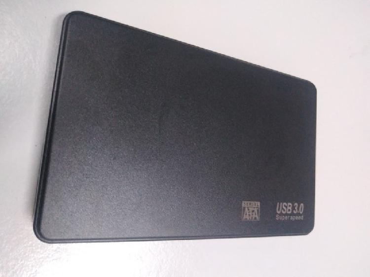 Disco duro 3.0 externo o interno de 500gb