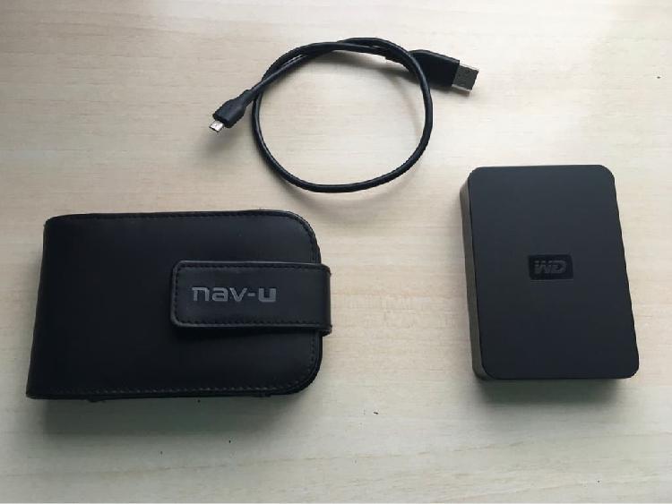 Disco duro portatil wd elements 500 gb