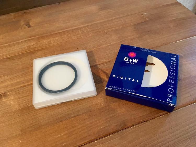 Filtro uv profesional 58 mm