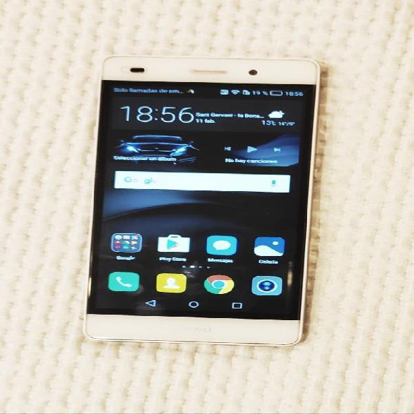 Huawei p8 lite 16 gb blanco - libre
