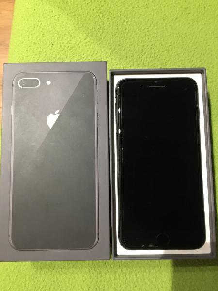 Iphone 8 plus 64g trato en mano!