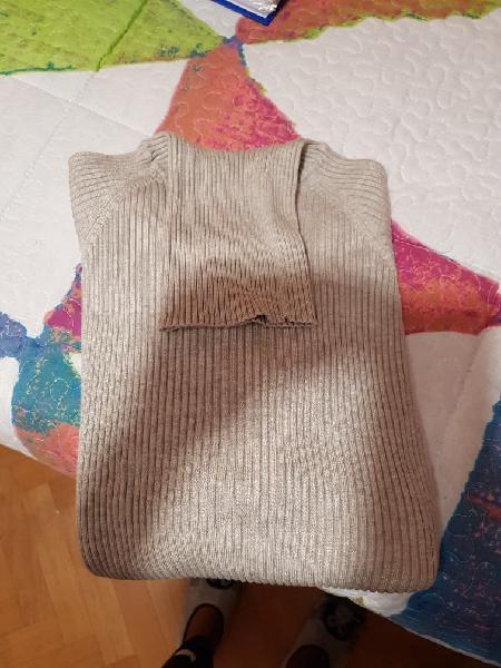 Jersey gris perla