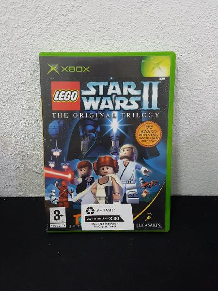 Juego lego star wars ii the original trilogy xclas