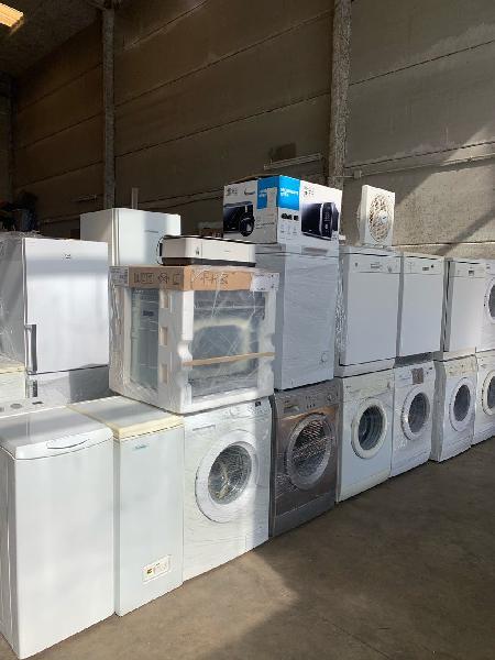 Lavadoras, frigorificos, secadoras, lavavajillas !