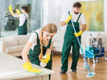 Limpieza a domicilio madrid