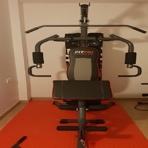 Maquina musculación fitness fitfiu