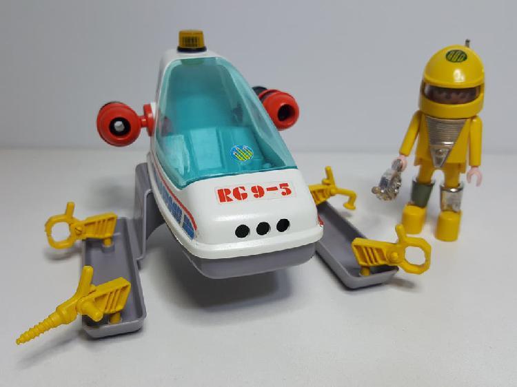 Nave espacio playmospace 3509 playmobil antiguo