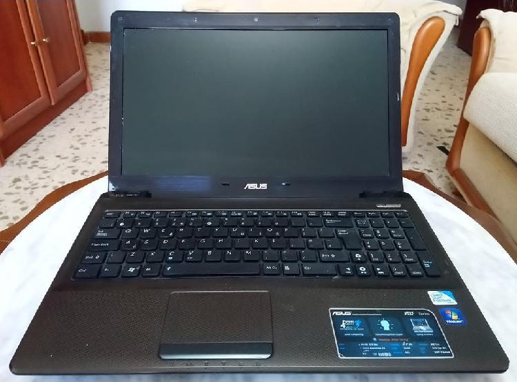 Ordenador portatil asus k52f