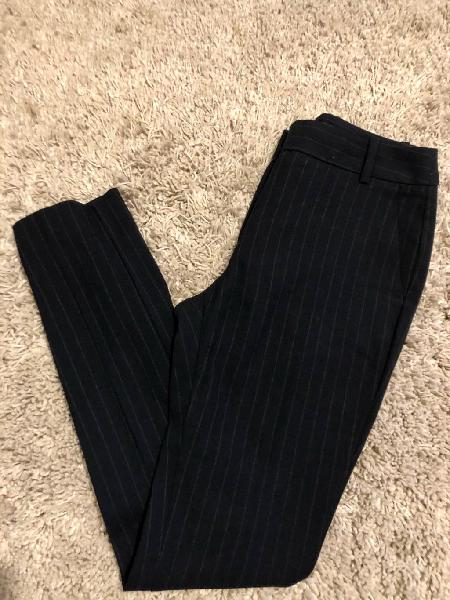 Pantalon raya diplomática