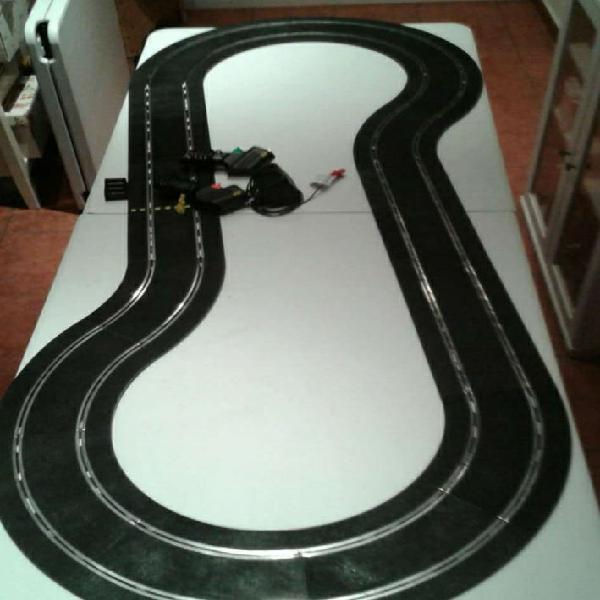 Pista scalextric completa