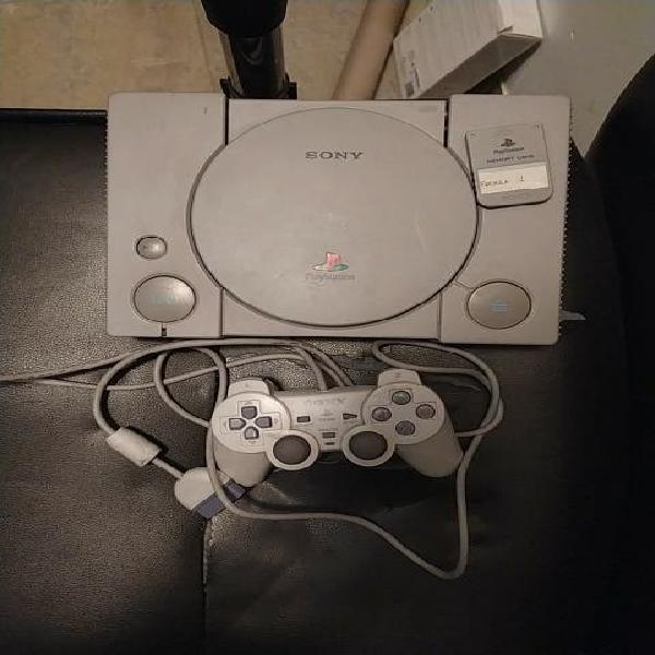 Playstation 1 mejorada psx