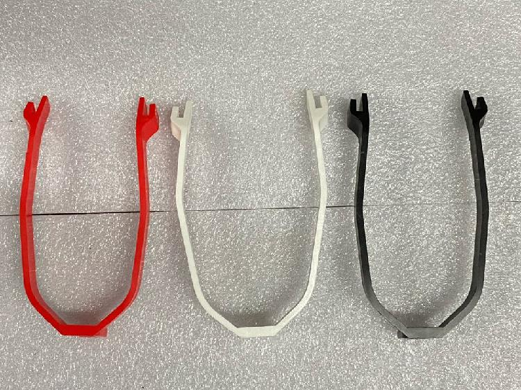 Plástico antivibraciones xiaomi m365