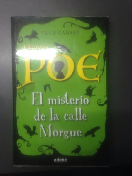 Poe el misterio de la calle morgue