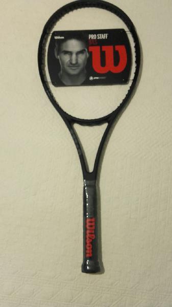 Raqueta tenis wilson prostaff 97ls nueva!!