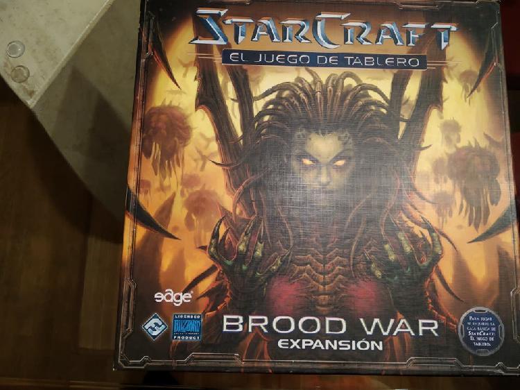 Starcraft brood war.