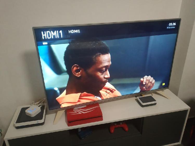 """Televisor smart tv fh 49lf590v edición blanca 49"""""""