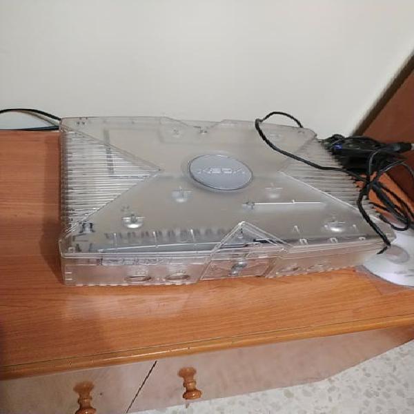 Xbox clásica(ver fotos y leer)