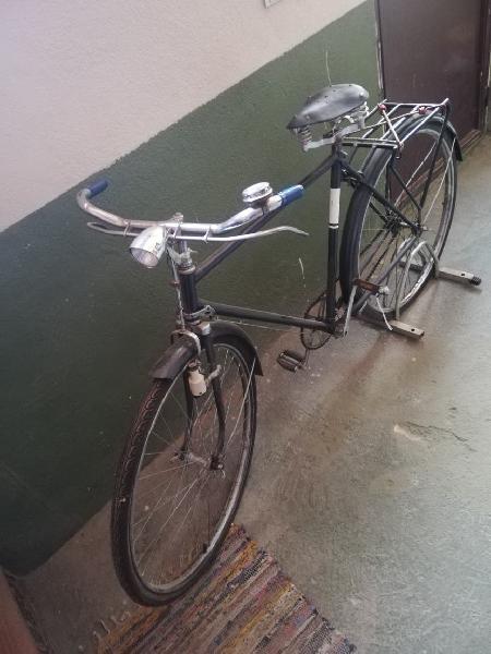 Bicicleta bh barillas clásica