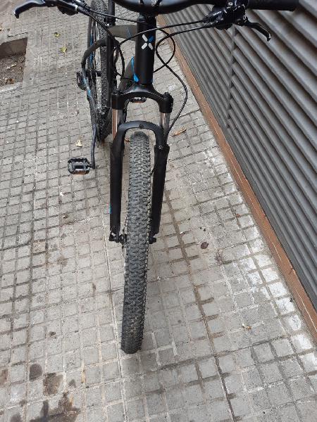 Bicicleta mtb rockrider