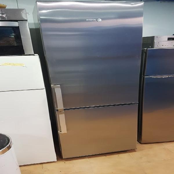 frigorífico combi inox Fagor no frost clase A plus