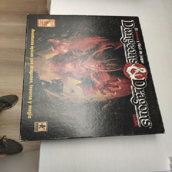 Juego original dungeons & dragons