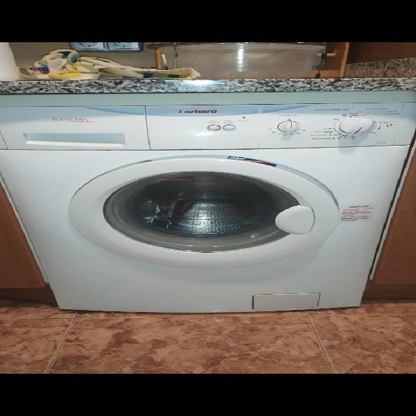 Lavadora corberó en perfecto uso