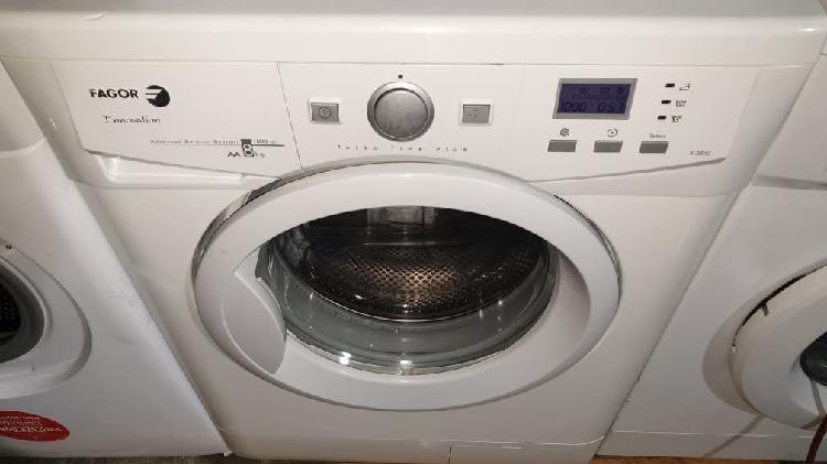 Lavadora fagor 8kg a+a 1000 rpm