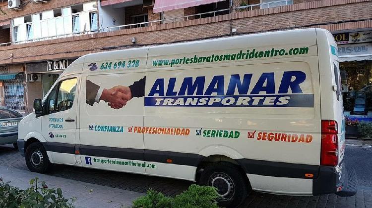 Servicio de mudanzas al mejor precio