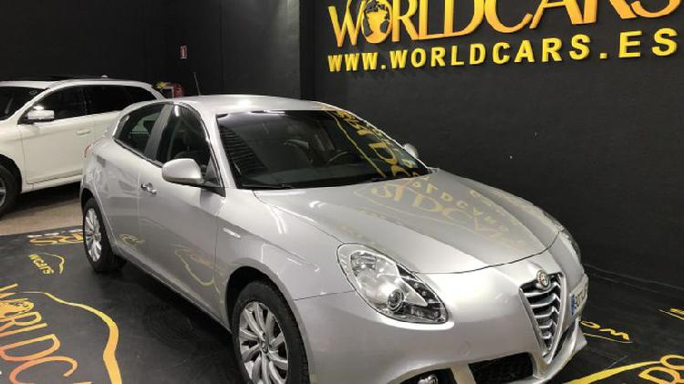 Alfa romeo giulietta diesel de 5 puertas