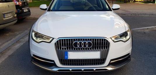 Audi a6 allroad quattro 3.0 tdi 204cv quattro s t