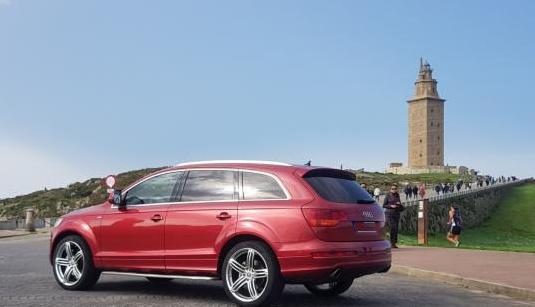 Audi q7 3.0 tdi 233cv quattro tiptronic