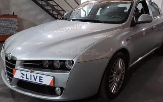 Alfa romeo 159 1.9 jtd 16v distinctive 4p.