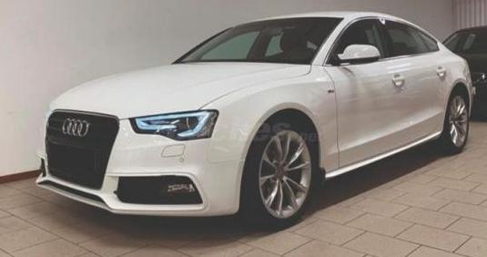 Audi a5 sportback 2.0 tdi clean 190cv s line ed 5p