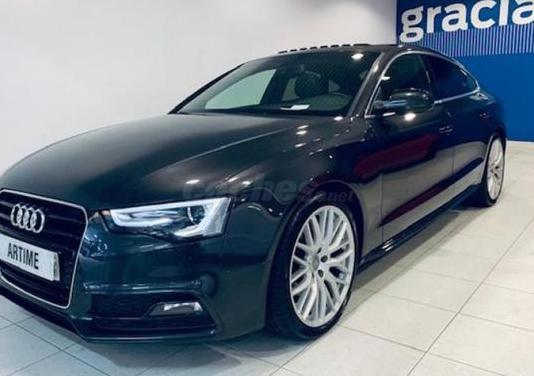 Audi a5 sportback 2.0 tfsi 230cv multitro s line 5