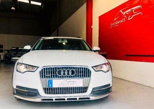 Audi a6 allroad quattro 3.0 tdi 204cv quattro s tr