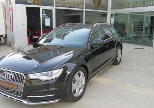 Audi a6 allroad quattro 3.0 tdi 245cv quattro s tr