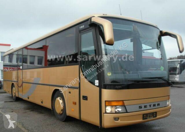 Autocar setra de turismo 315 gt/52 sitze/klima/wc/6