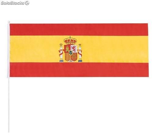 """Bandera españa """"supporter"""". 5 paises"""