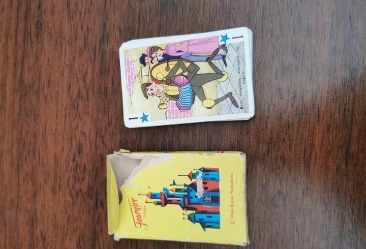 Barajas festival walt disney 32 cartas
