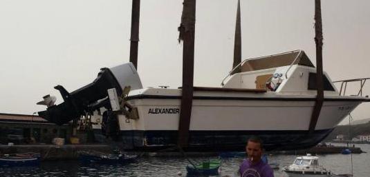 Barco de 6 metros