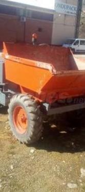 Dumper agria 4x4 2500kg