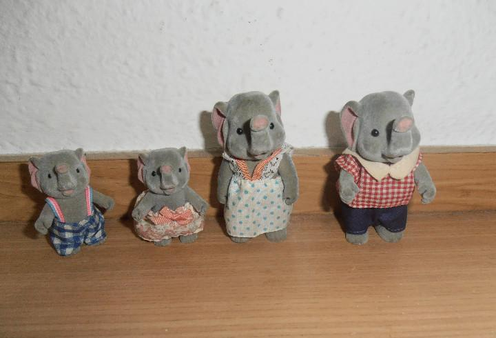 Familia elefantes sylvania