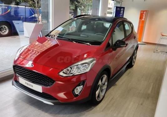 Ford fiesta 1.0 ecoboost 74kw active ss 5p 5p.