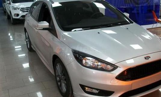 Ford focus 1.0 ecoboost 92kw stline rb 5p.
